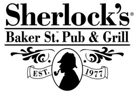 Sherlock's Baker St. Pub & Grill Dallas Logo