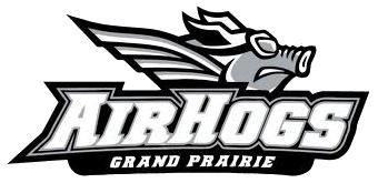 Grand Prairie Air Hogs Logo