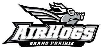 Grand Prairie Air Hogs Logo