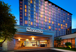 Sheraton Dallas Hotel by the Galleria Logo