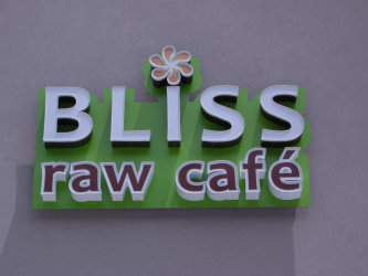Bliss Raw Cafe