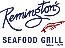 Remington's Seafood Restaurant in Dallas, TX Logo