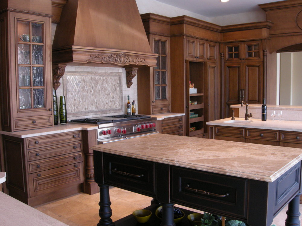 dallas custom kitchen slideshow