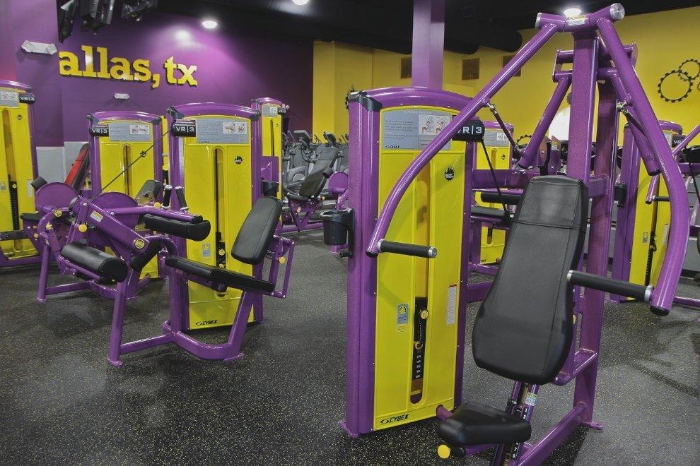 Planet Fitness North Dallas Gym Dallas Fitness