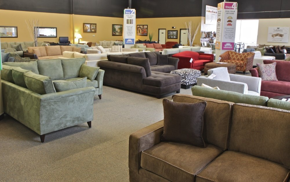 Build A Sofa Furniture In Dallas Dallas Furniture Stores