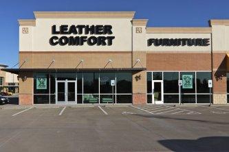 Leather fort Furniture Grapevine Dallas Furniture Stores