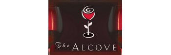 Alcove Wine bar in Uptown Dallas near Downtown area Logo