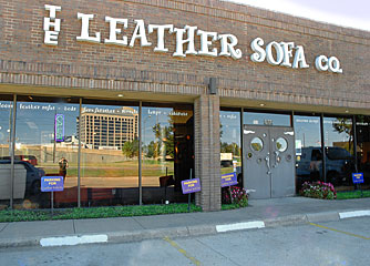 Beau The Leather Sofa Company