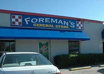 Foreman\'s General Store