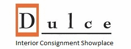 Dulce Consignment Logo