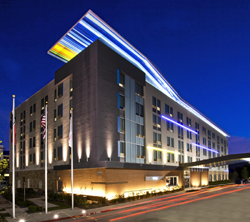 Aloft Frisco - We are located just a few minutes from several corporate headquarters, great shopping at Stonebriar Centre and soccer excitement at Pizza Hut Park!