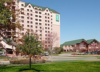 Embassy Suites Outdoor World